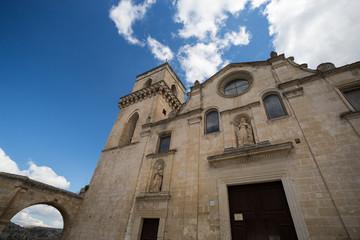 San Pietro Caveoso, Matera