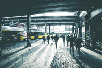 Epic Urban Scenery - Berlin