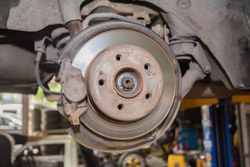 car wheel repair, brake repair, car wheel and brake repair