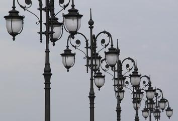 Street lighting, lantern