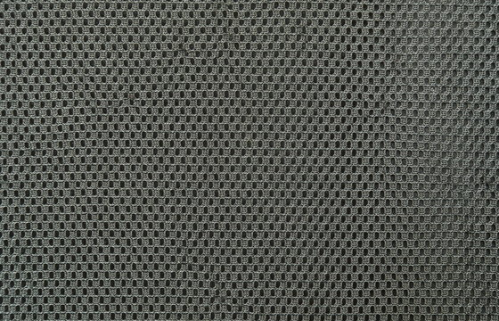 black fabric background and texture