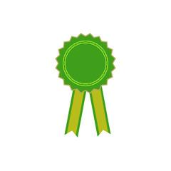 Ribbon award.