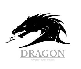 dragon, dragon head