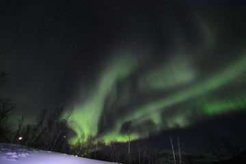 Polarlicht, Norwegen
