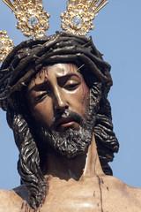Fototapete - hermandad de San Benito, semana santa de Sevilla