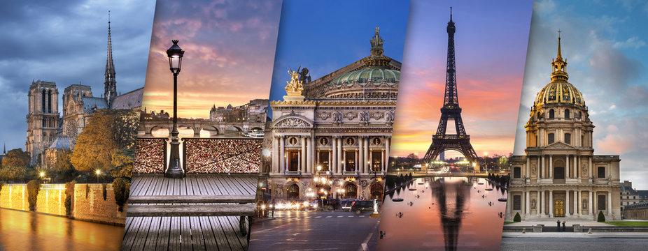 Ville de Paris France