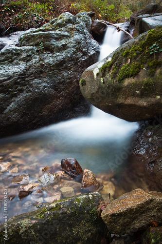 beautiful soft waterfall in - photo #18