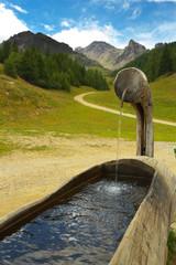 Water gutter