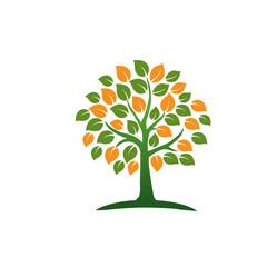 Logo Green Abstract Concept 10