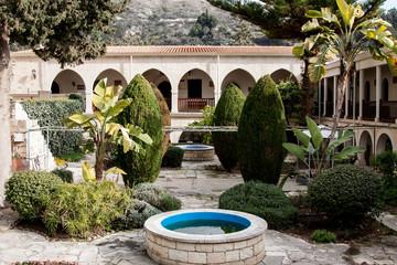 Agios Neophytos (Saint Neophytos) monastery