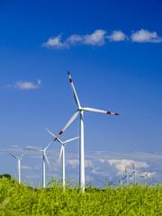 Windpark Parndorf, Austria, Burgenland, Northern Burgenland, Par