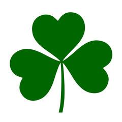 Shamrock Icon - St Patrick's Day