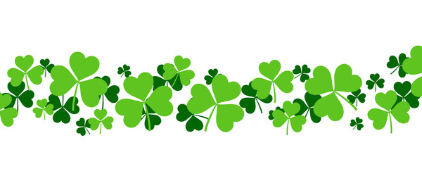 Shamrock Background - St Patrick's Day