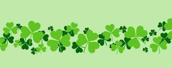 Shamrock Banner - St Patrick's Day