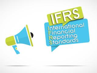 megaphone : IFRS