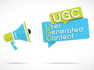 megaphone : UGC as User Generated Content