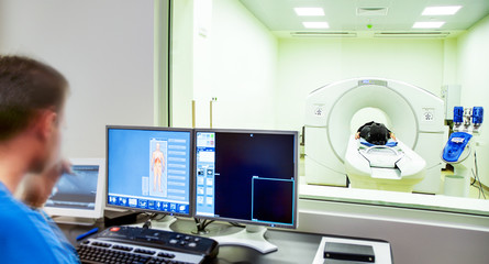 Scan MRI x-ray tomography.