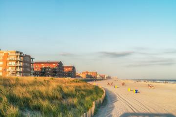 NYC - Brighton beach sammer sunset