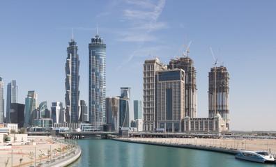 Business Bay area, Dubai