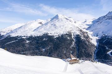 Alps restaurant in Solda