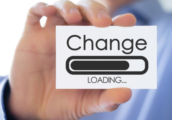 Change loading process