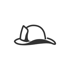 BW Icons - Fireman hat