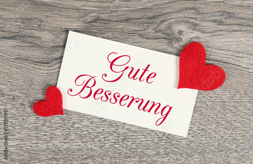 quotgute besserungquot stock photo and royaltyfree images on