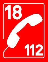 Logo Pompier ( SDIS )