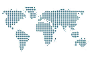 Detail infographic vector illustration. Map of the world and Information Graphics.