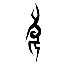 Tattoo tribal vector designs. Tribal tattoos. Art tribal tattoo. Vector sketch of a tattoo.