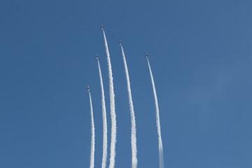 ブルーインパルス 航空祭