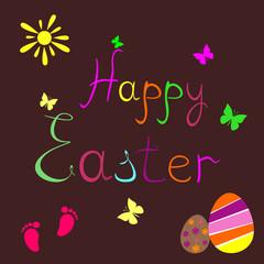 Easter,Easter card