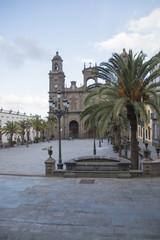 Santa Ana cathedral.
