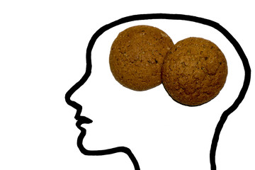 oat biscuits for brains