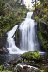 Waterfall, Triberg, Black Forest, Germany