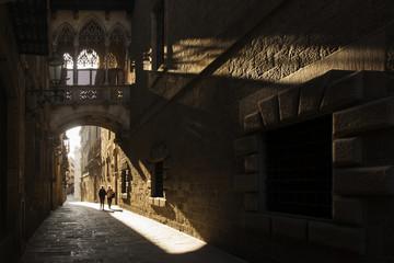 Luces y sombras en Barcelona
