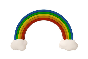 Rainbow rendering