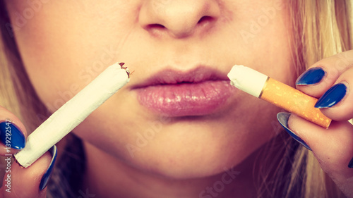 how to get rid of cigarette addiction