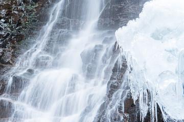 Wall Murals Waterfalls 河口の母の白滝