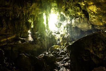 Batu Niah Caves
