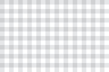 Grey pattern plaid texture background, vector illustration
