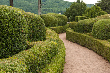 French landscape gardens