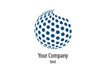 Logo vettoriale business aziendale