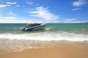 Sea Speed Boat Tour Pattaya Beach