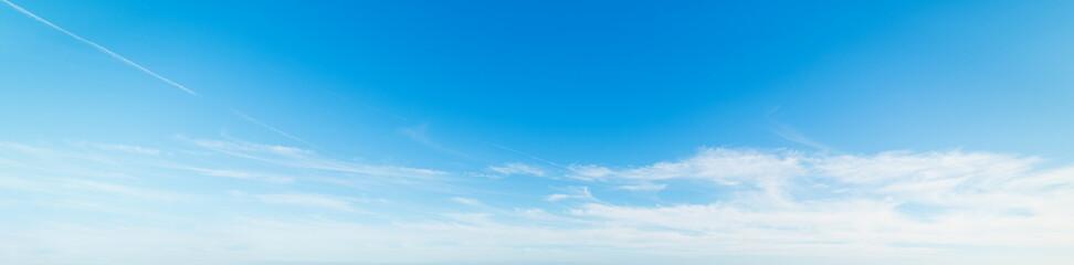 cirrus clouds in Malibu