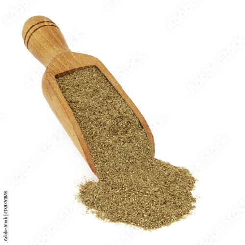 Gymnema Sylvestre Gurmar Herb  Used in Ayurveda herbal medicine to
