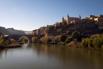 The classical landscape. Toledo. Spain