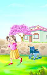 morel and bedtime stories for children