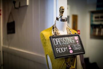 Dressing Room Mannequin
