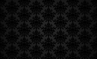 Dark retro wallpaper background.